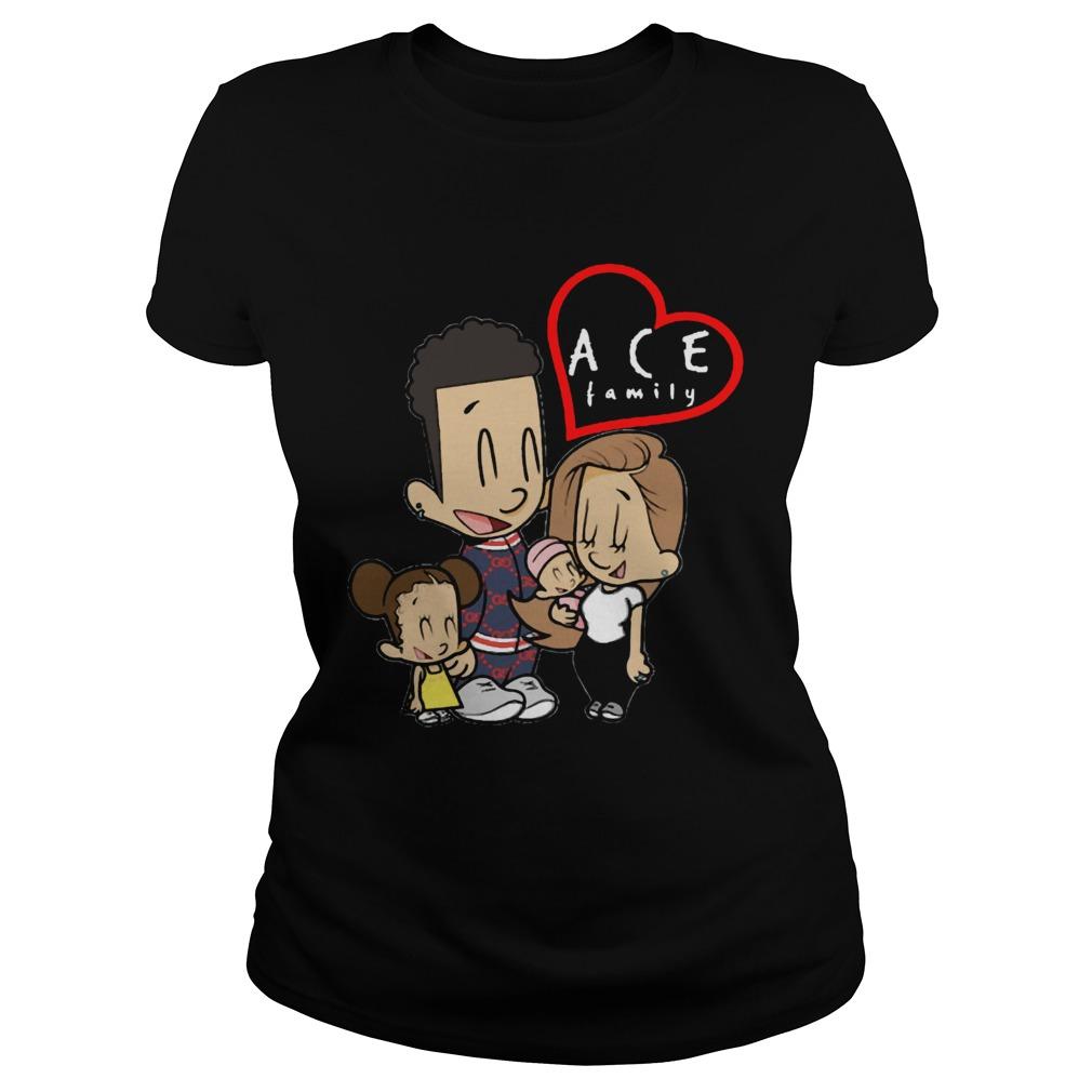 Ace family merch kids  Classic Ladies