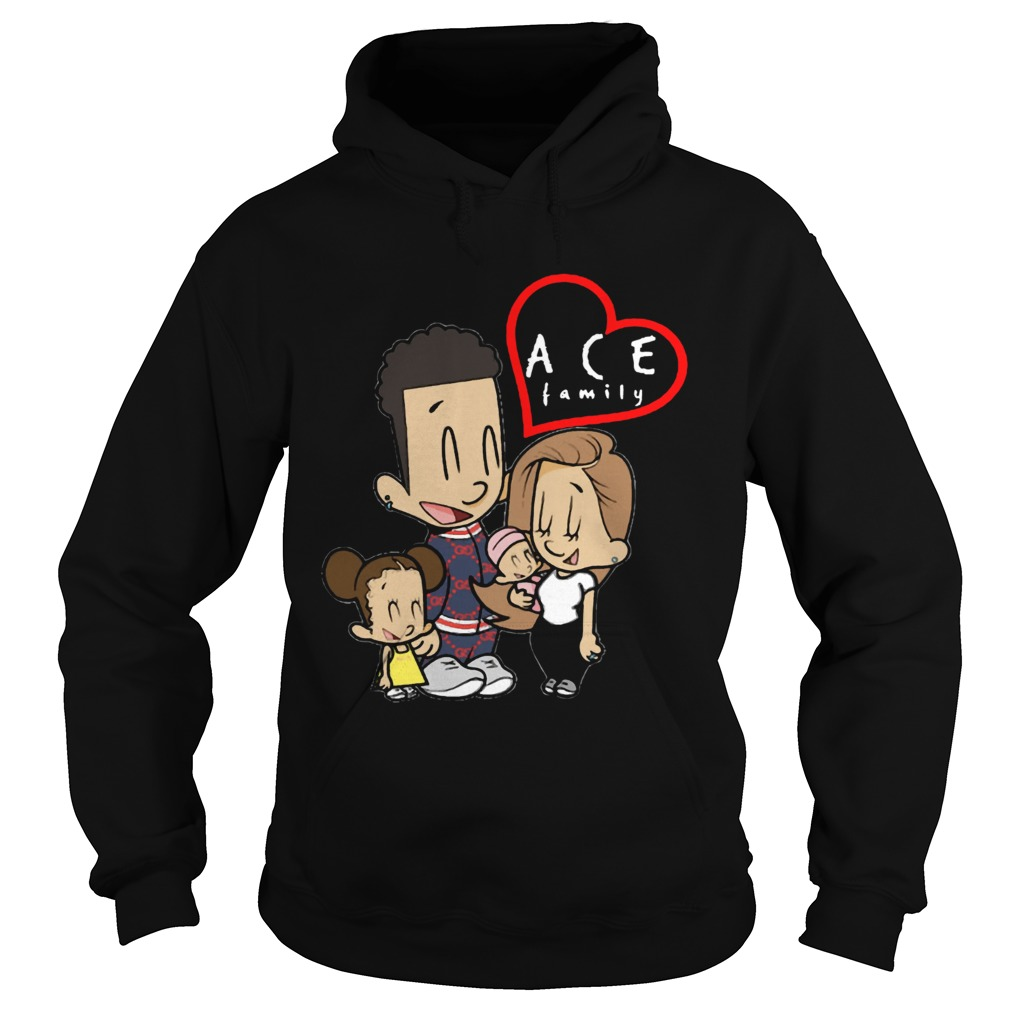 Ace family merch kids  Hoodie
