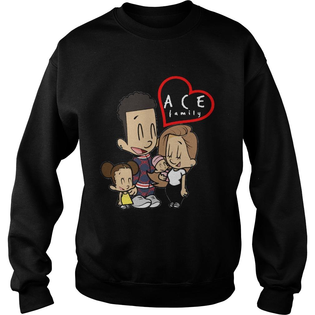 Ace family merch kids  Sweatshirt