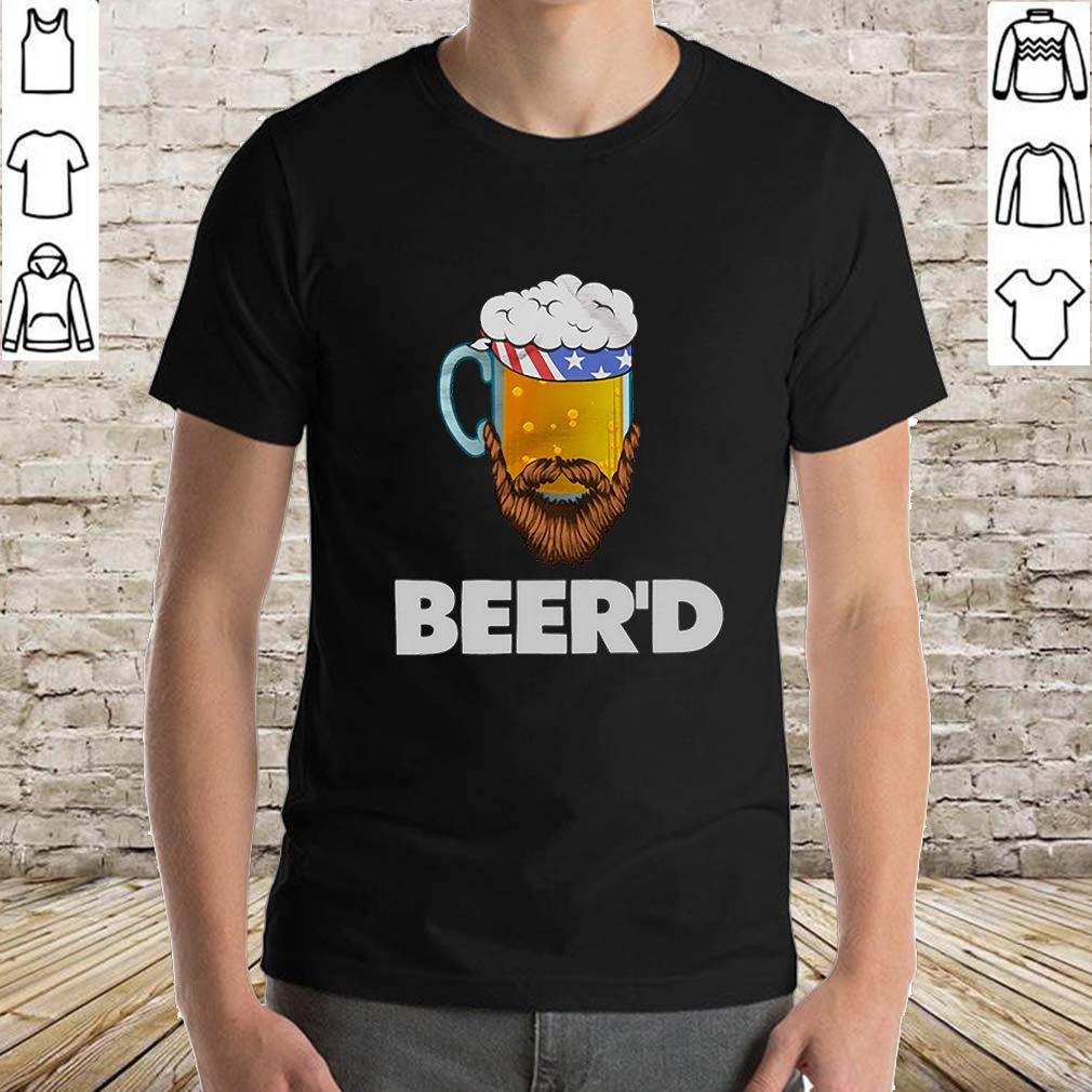 American beer'd sweater