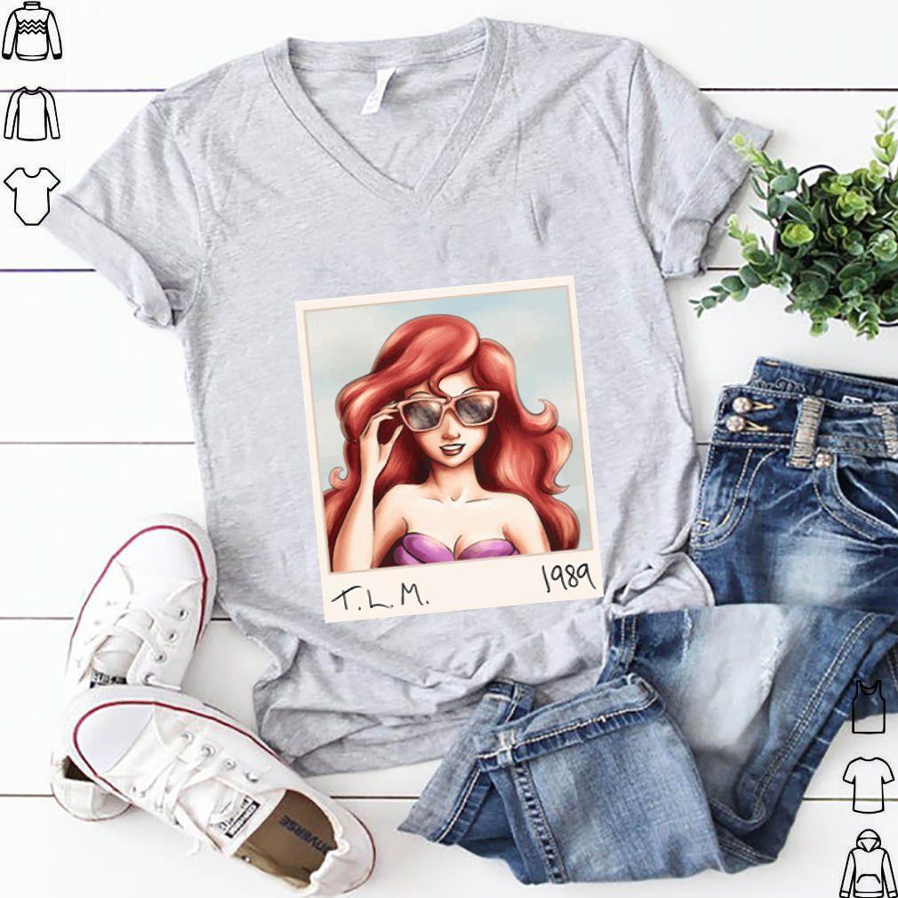 Ariel Taylor Swift TLM 1989 t-shirt