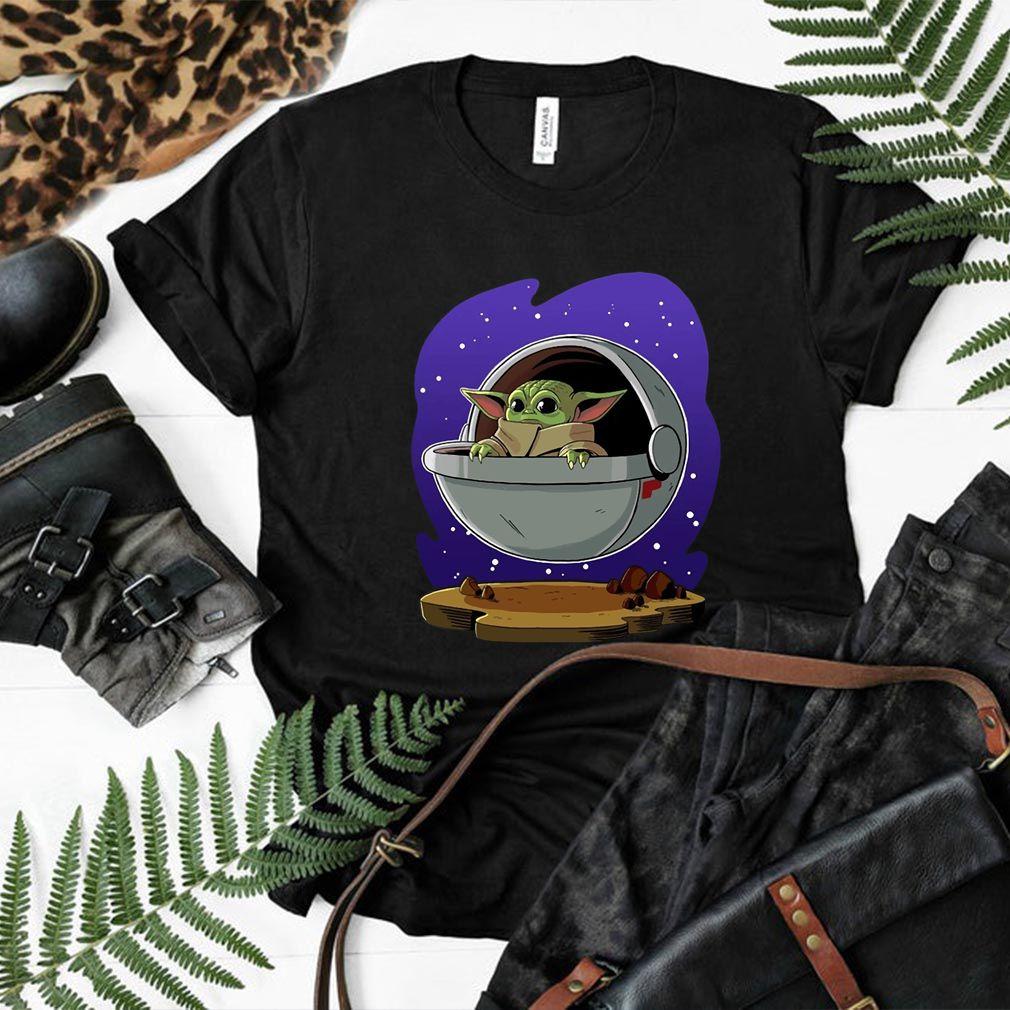 Baby Yoda ART, Baby Yoda Shirt, Yoda shirt, cute baby Yoda, Yoda baby shirt