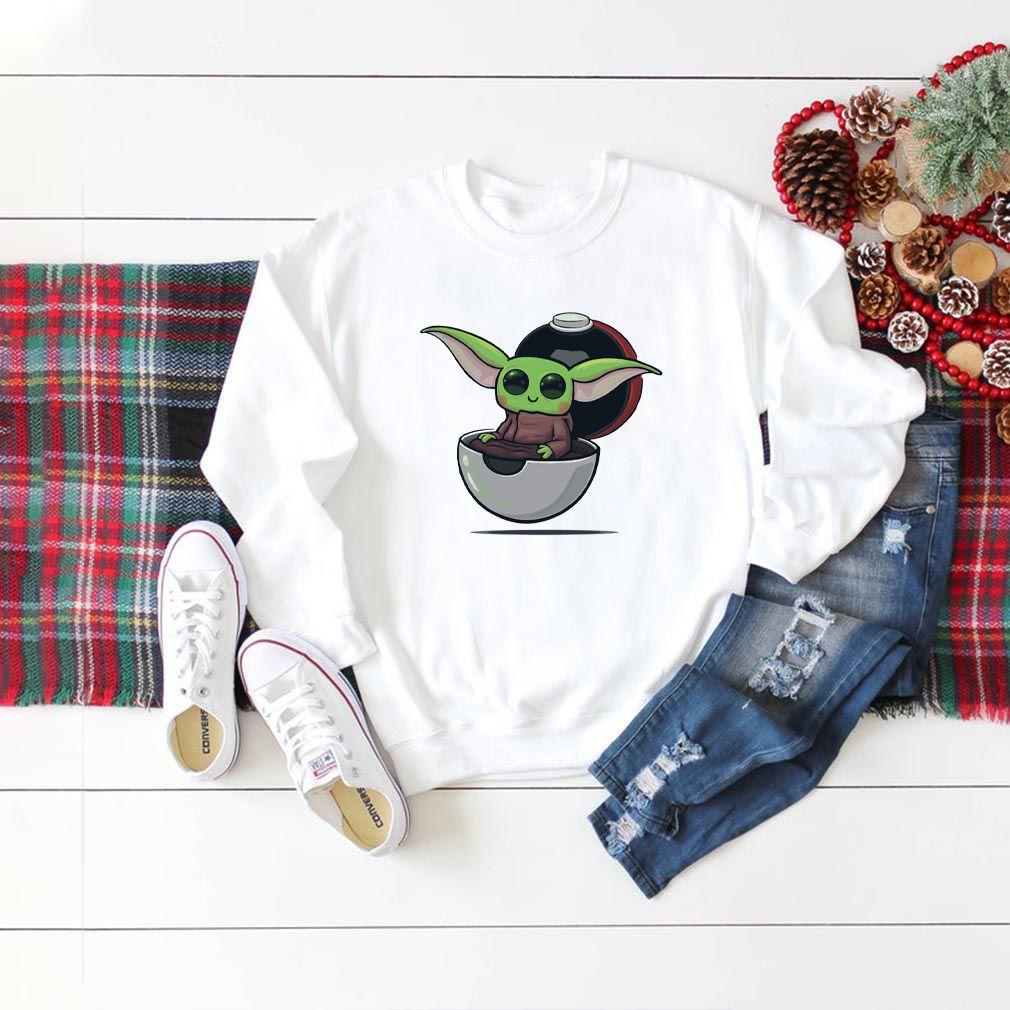 Baby Yoda Ball Shirt