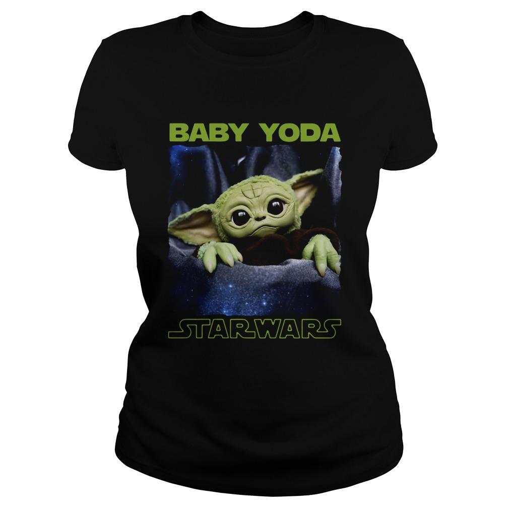Baby Yoda Star Wars  Classic Ladies