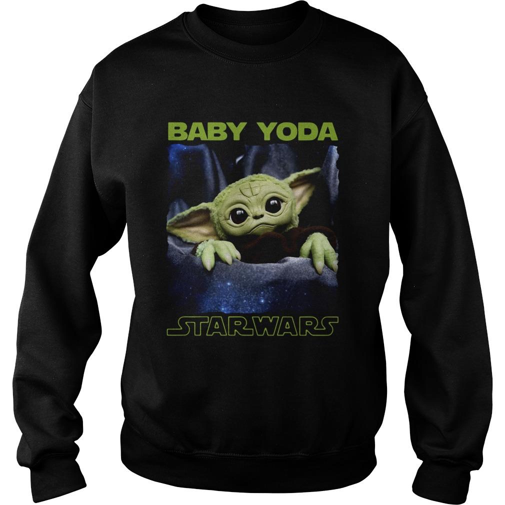 Baby Yoda Star Wars  Sweatshirt