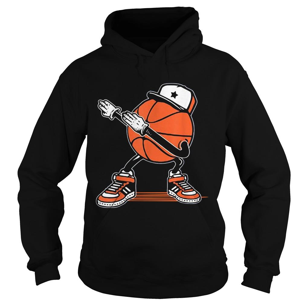 BasketBall Player Dab  Hoodie