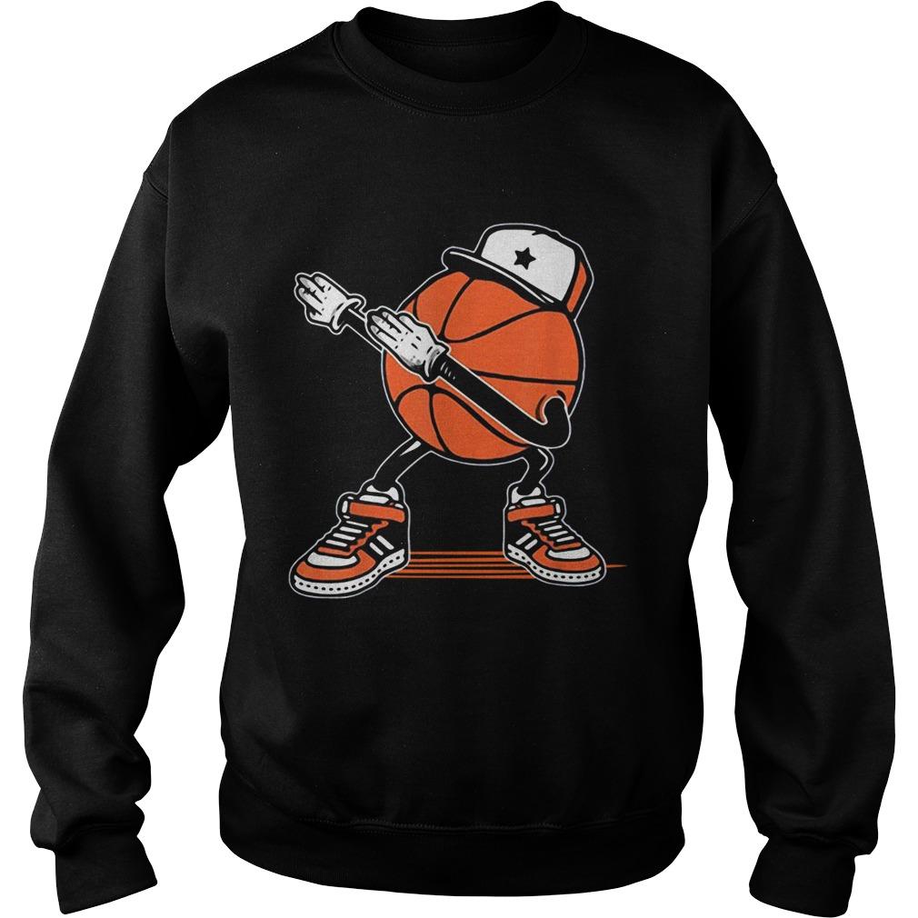 BasketBall Player Dab  Sweatshirt