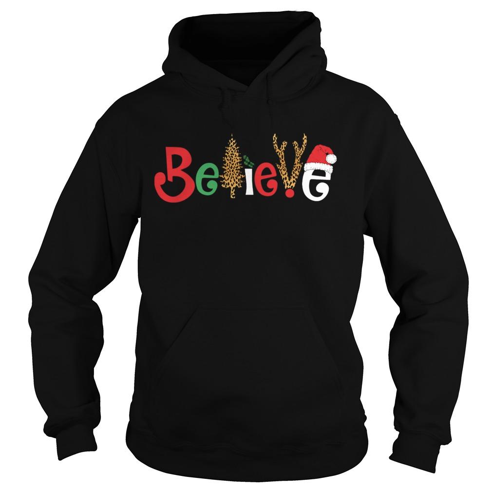 Believe Christmas  Hoodie