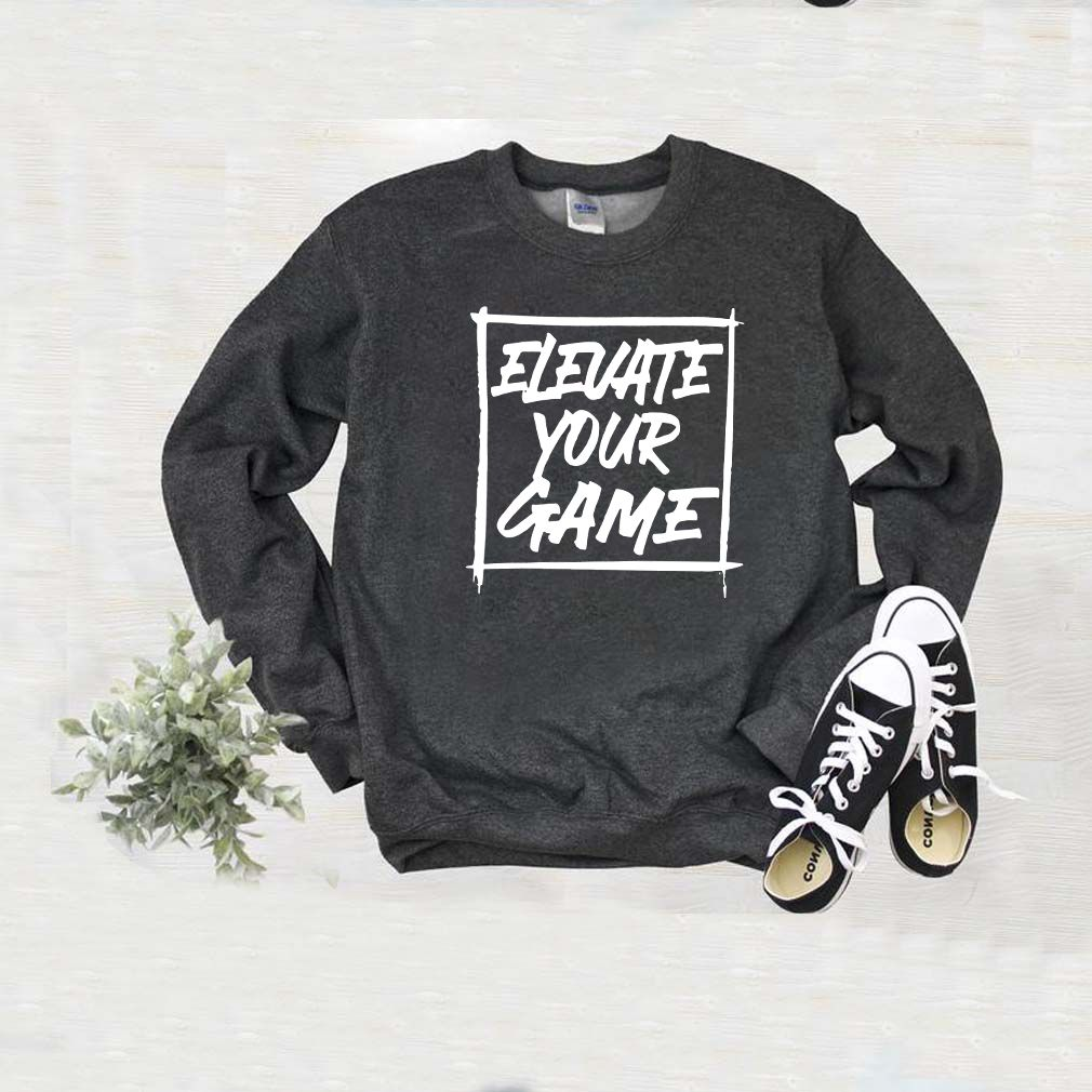 Bronny James ELEVATE YOUR GAME T-SHIRT