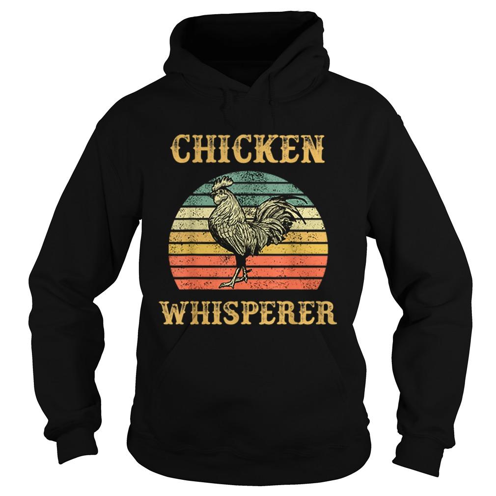 Chicken Whisperer Vintage  Hoodie