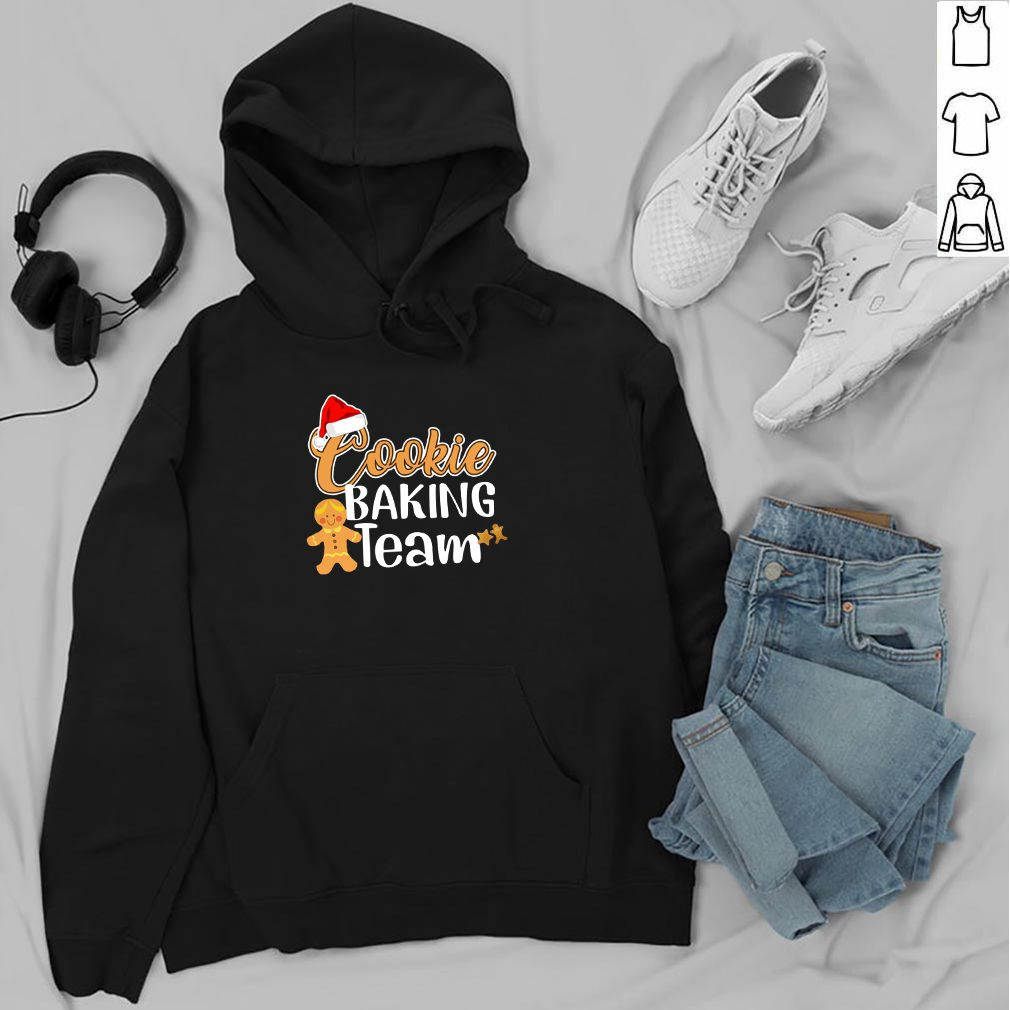 Christmas Baking Team Holiday Cookie Swap Shirt