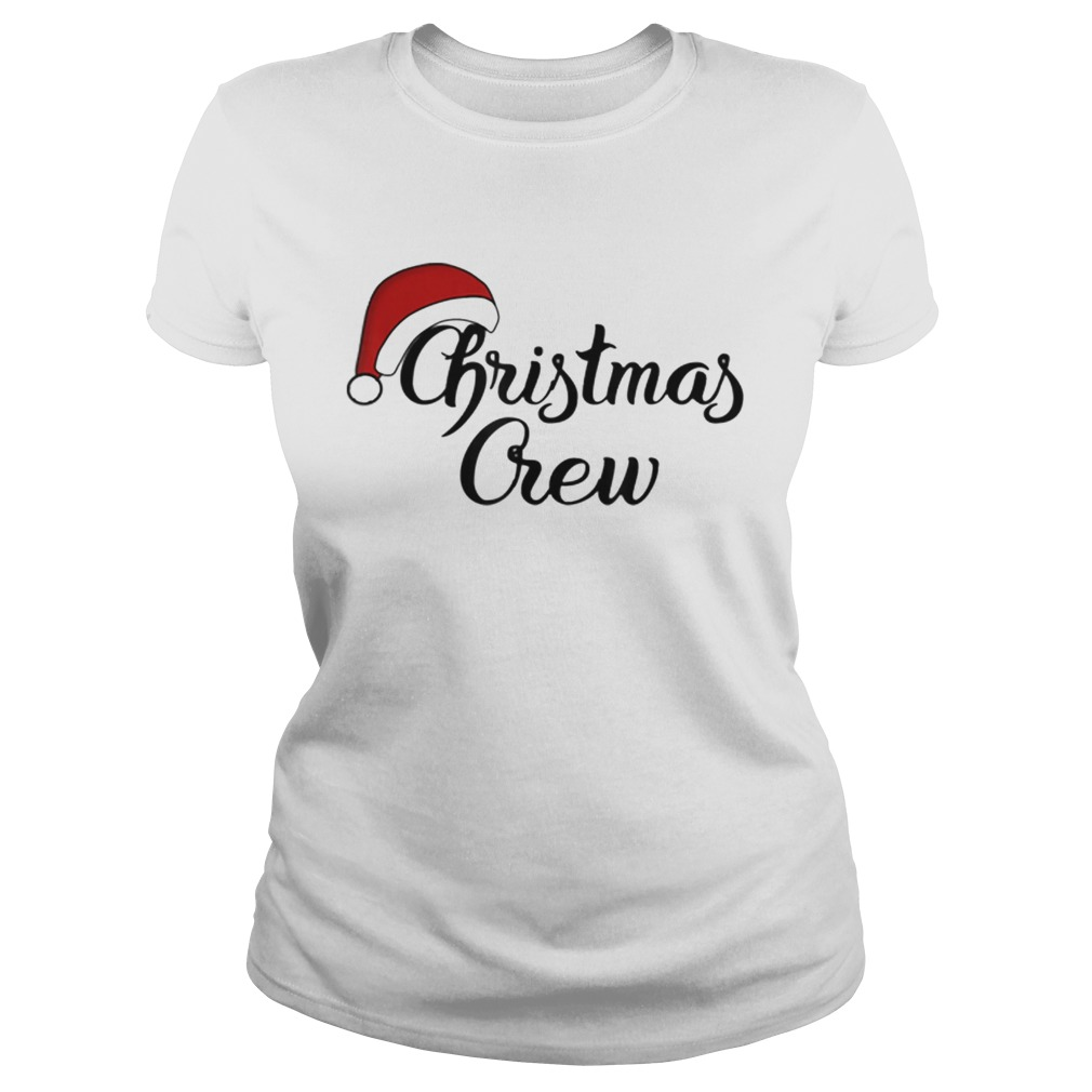 Christmas Crew  Classic Ladies