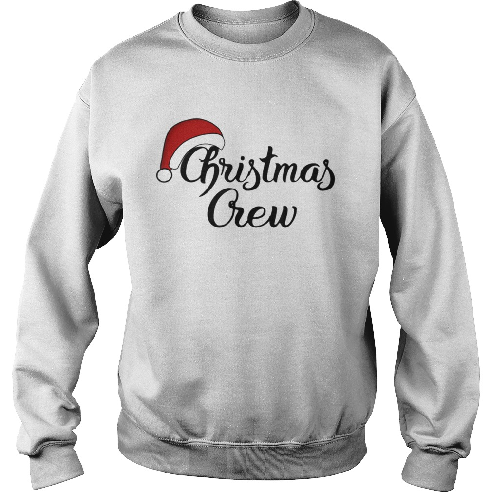 Christmas Crew  Sweatshirt