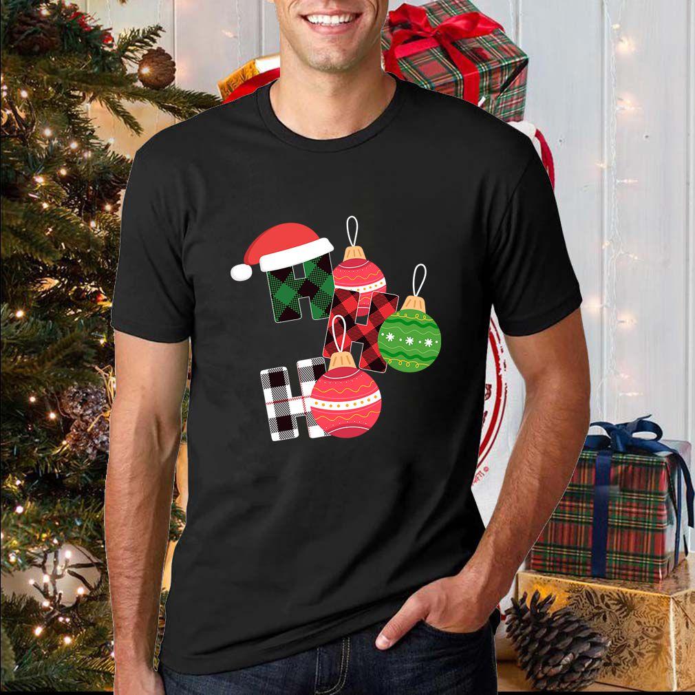 Christmas Ho Ho Ho T-Shirt
