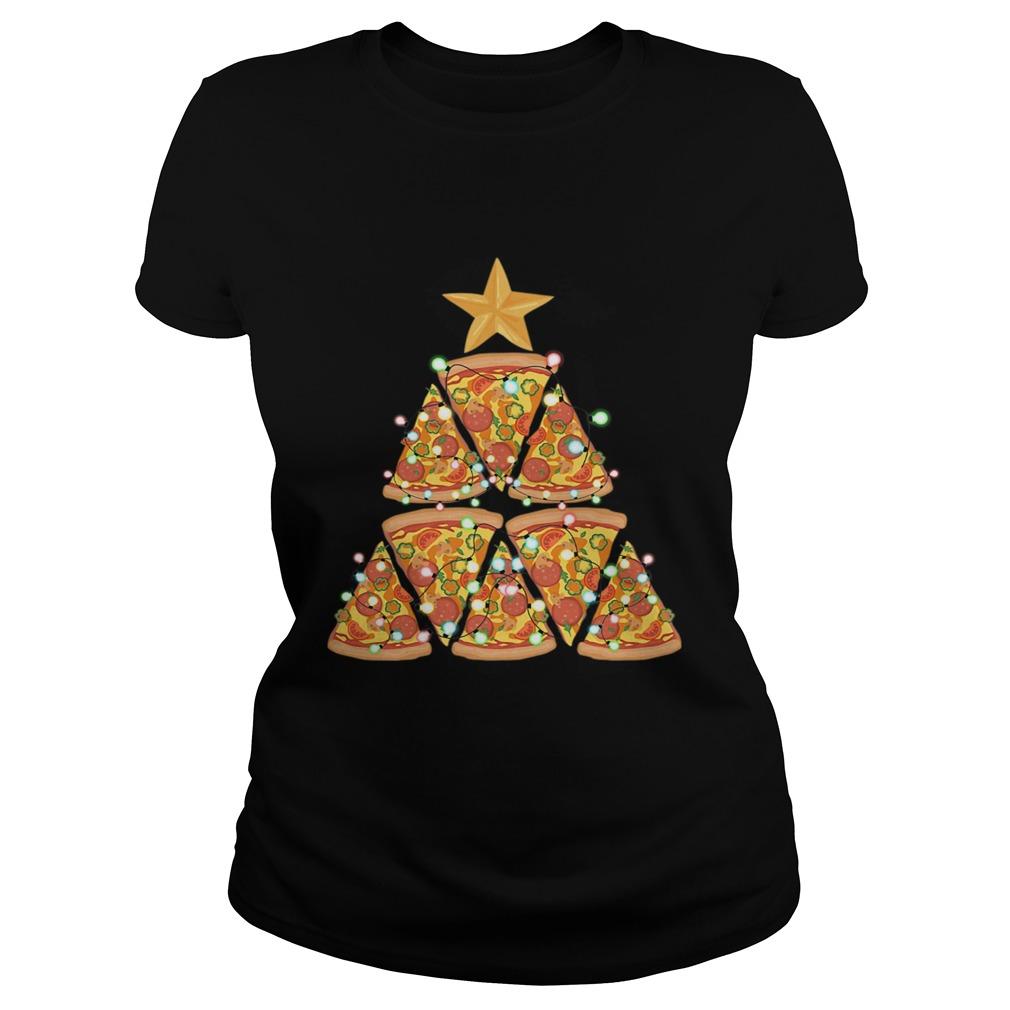 Christmas Tree Pizza  Classic Ladies