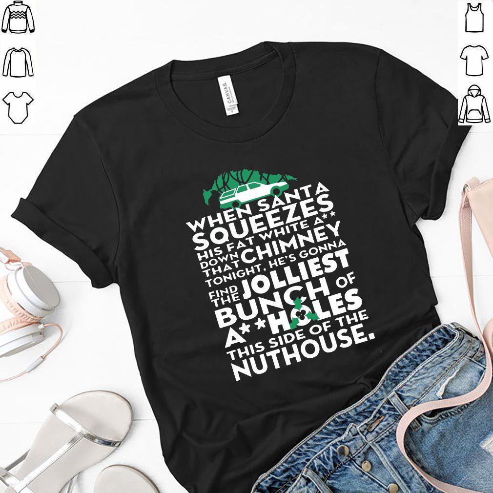 Christmas Vacation Jolliest Bunch T-Shirt