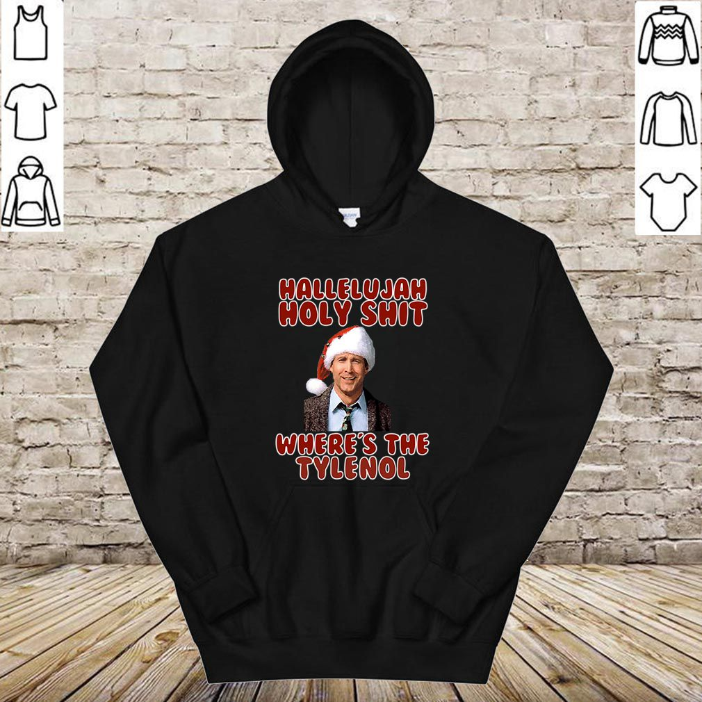 Clark Griswold Rant Where's The Tylenol Christmas Vacation Movie Line T-shirt