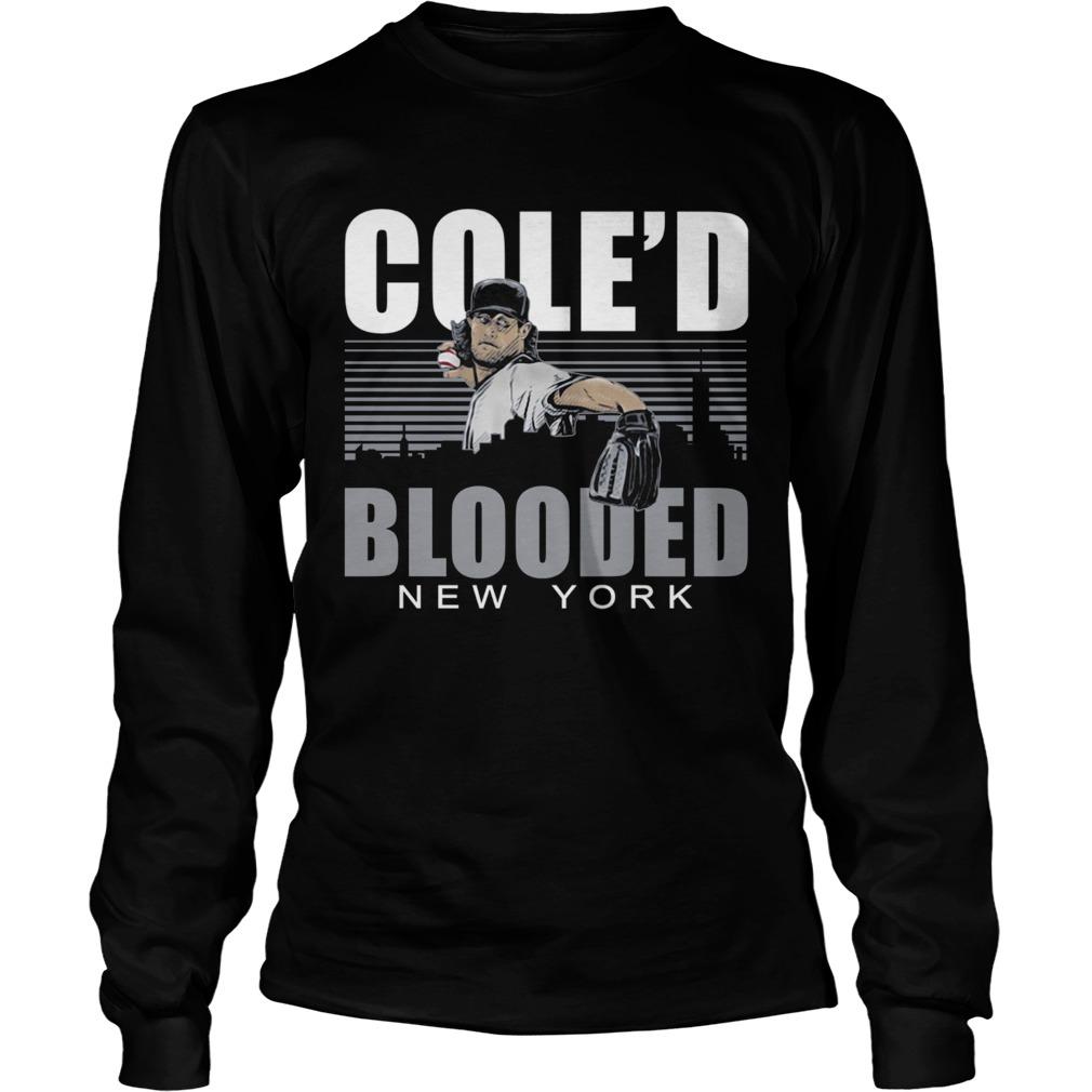 Coled Blooded New York  LongSleeve