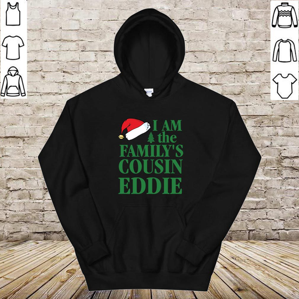 Cousin Eddie Christmas Vacation Funny Griswold Christmas T-Shirt
