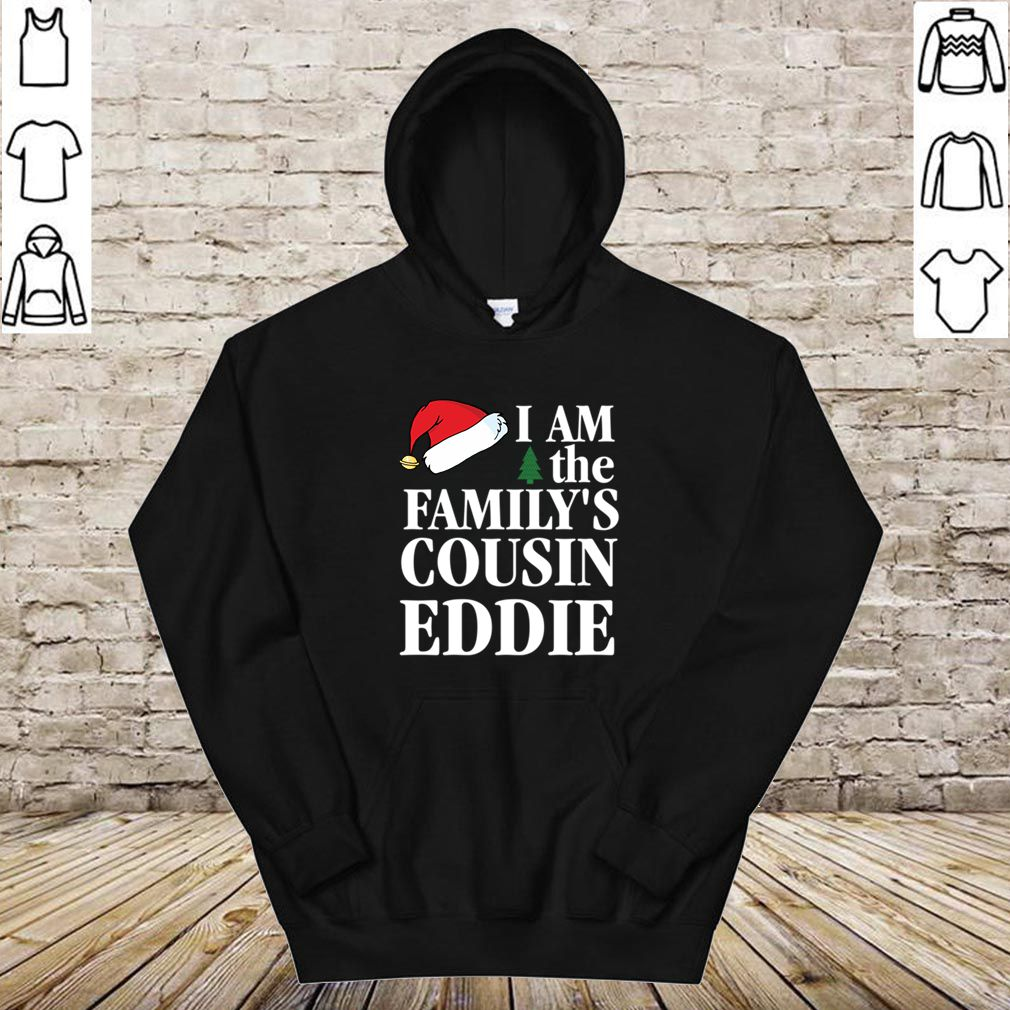 Cousin Eddie Christmas Vacation Movie Funny Griswold T-Shirt