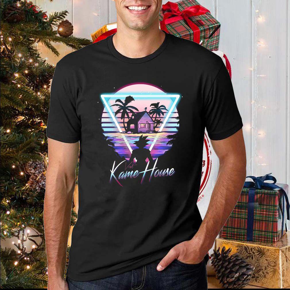 Dandingeroz visit-kame-house shirt