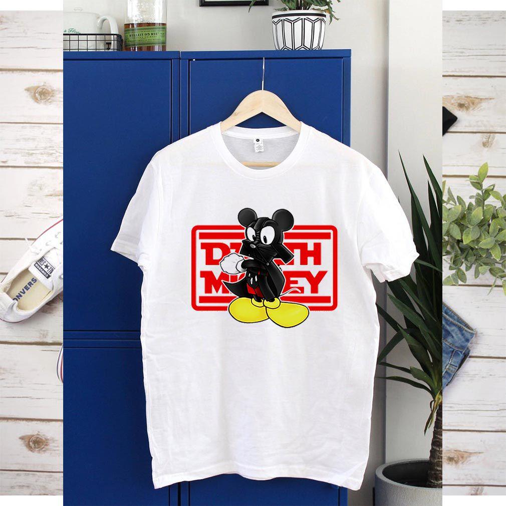 Darth Mickey Darth Vader Star Wars shirt