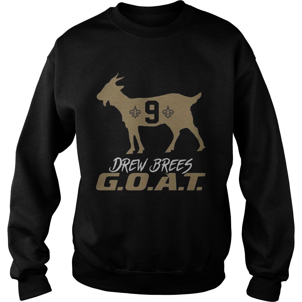 Drew Brees Goat  Sweatshirt