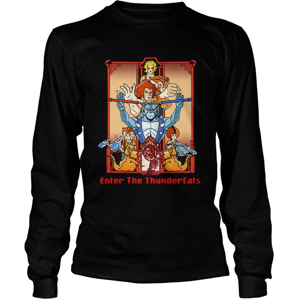 Enter The Thundercats  LongSleeve