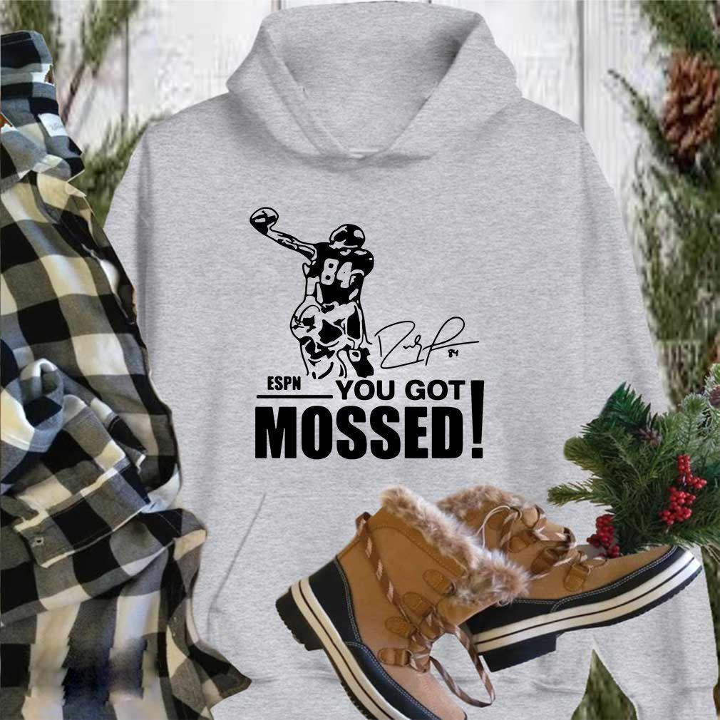 ESPN You Got Mossed Shirt