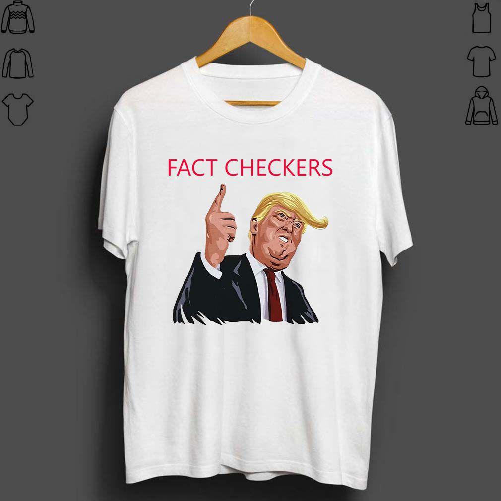 Fact Checkers T Shirt