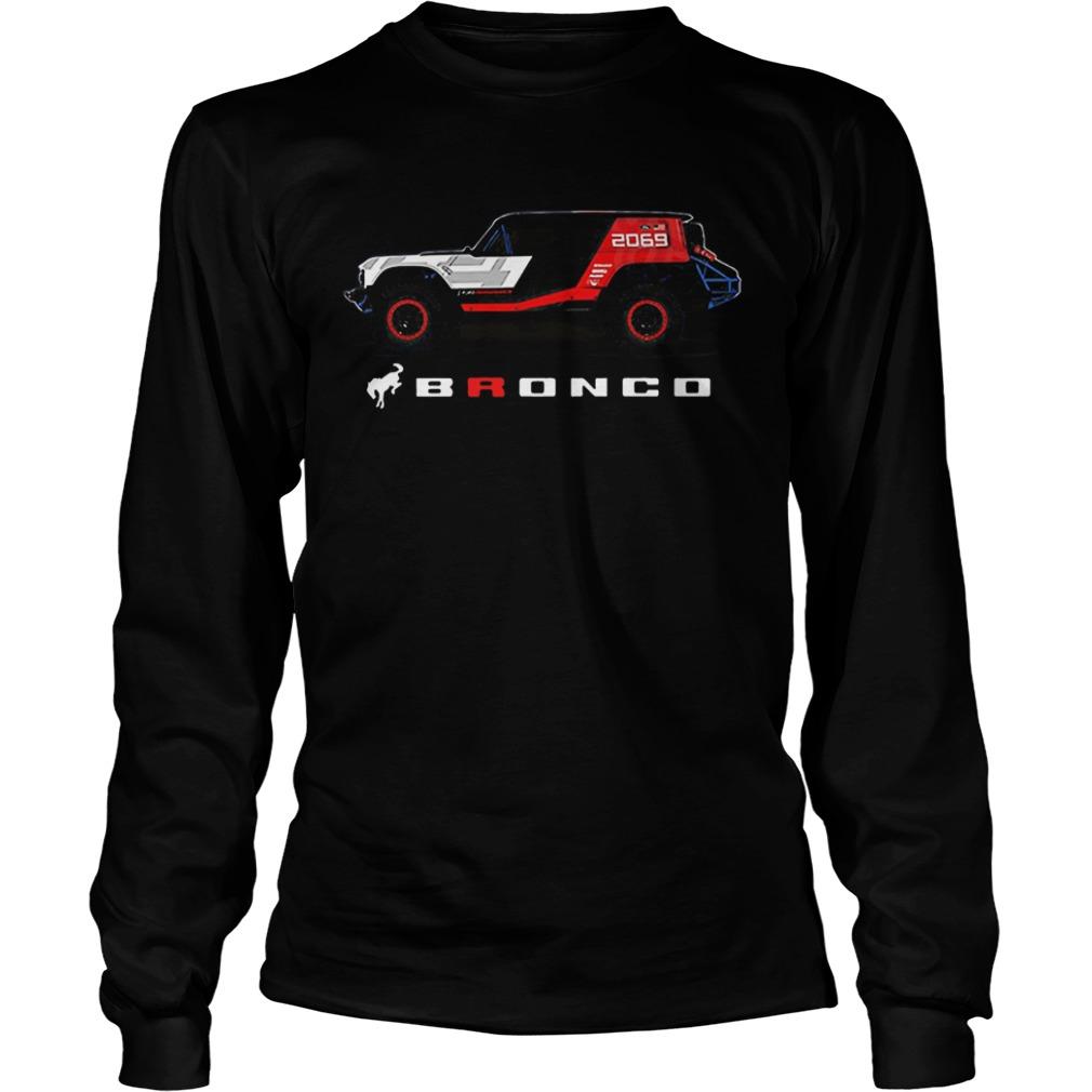 Ford Bronco R Profile  LongSleeve