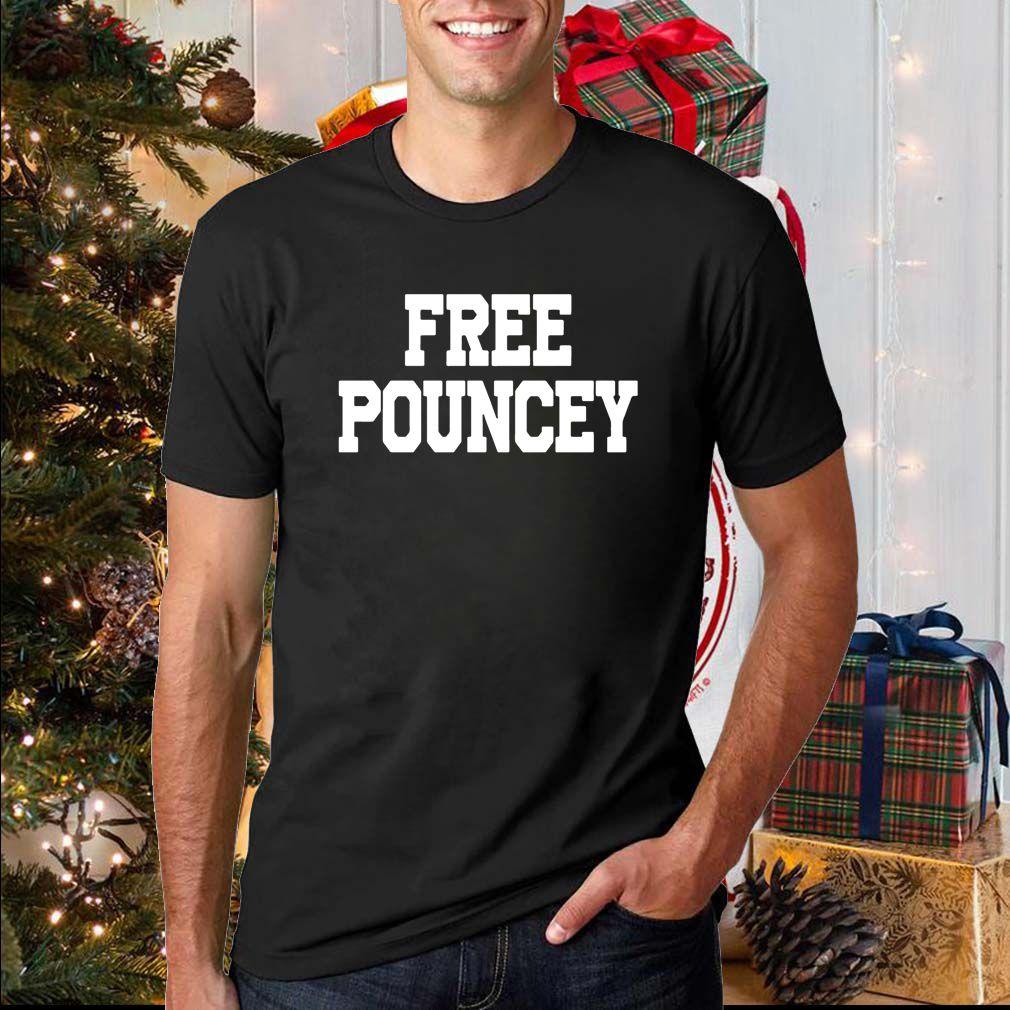 Free Pouncey T-Shirt