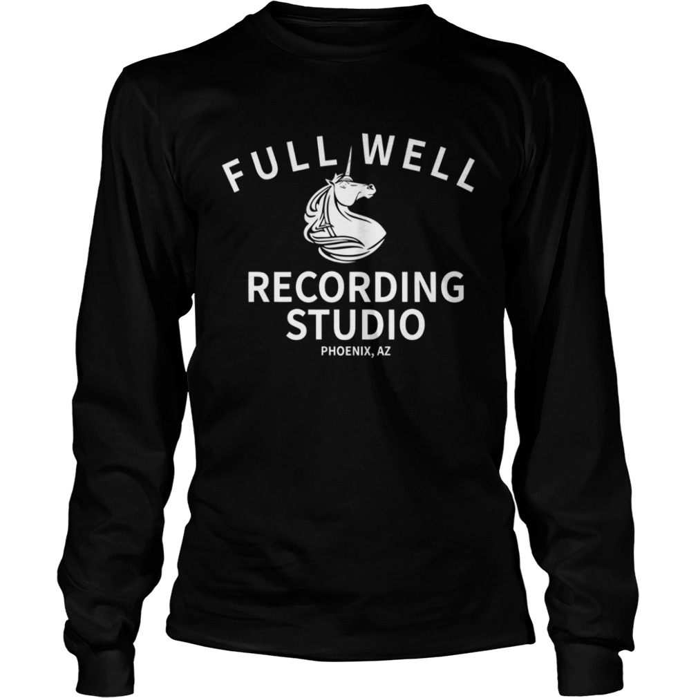 Full well recording studio Phoenix Az  LongSleeve
