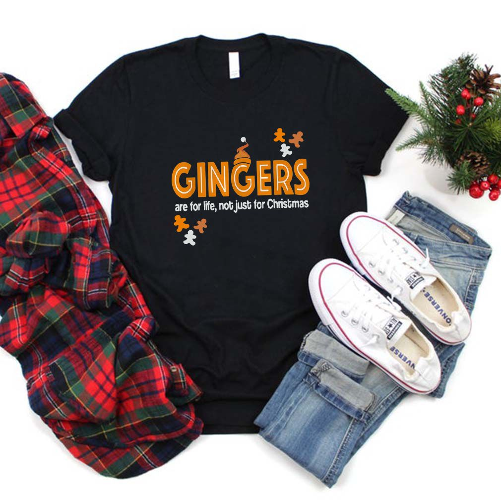 Gingers are for life not just for Christmas sweatshirt