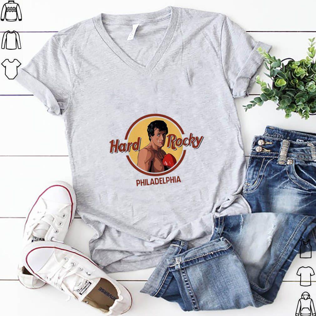Hard Rocky Philadelphia shirt