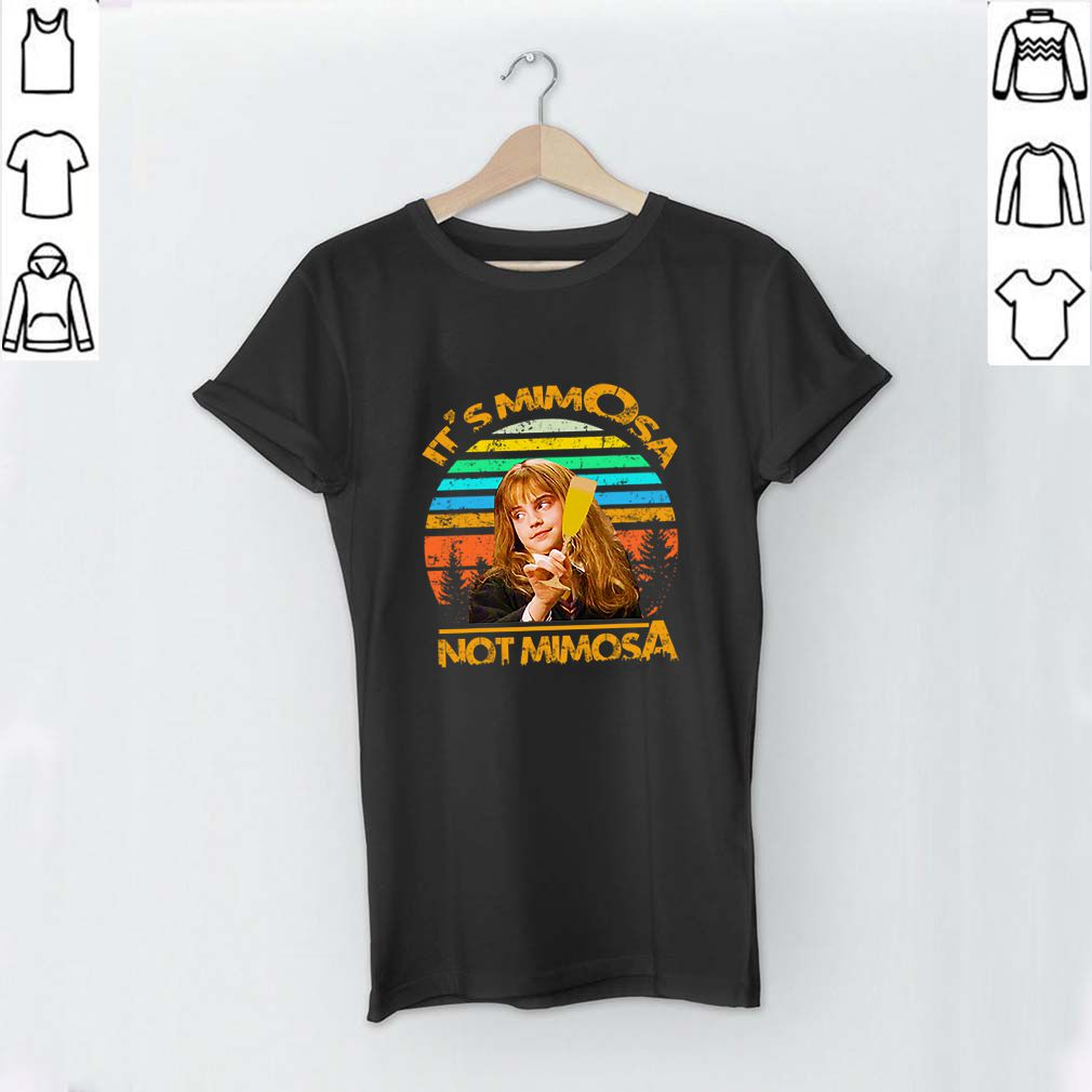 Harry Potter It's Mimosa Not Mimosa Vintage Hermione shirt