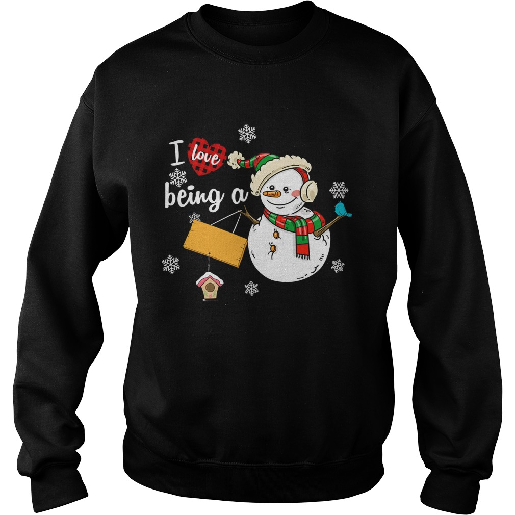 I Love Being a Grandma  Sweatshirt
