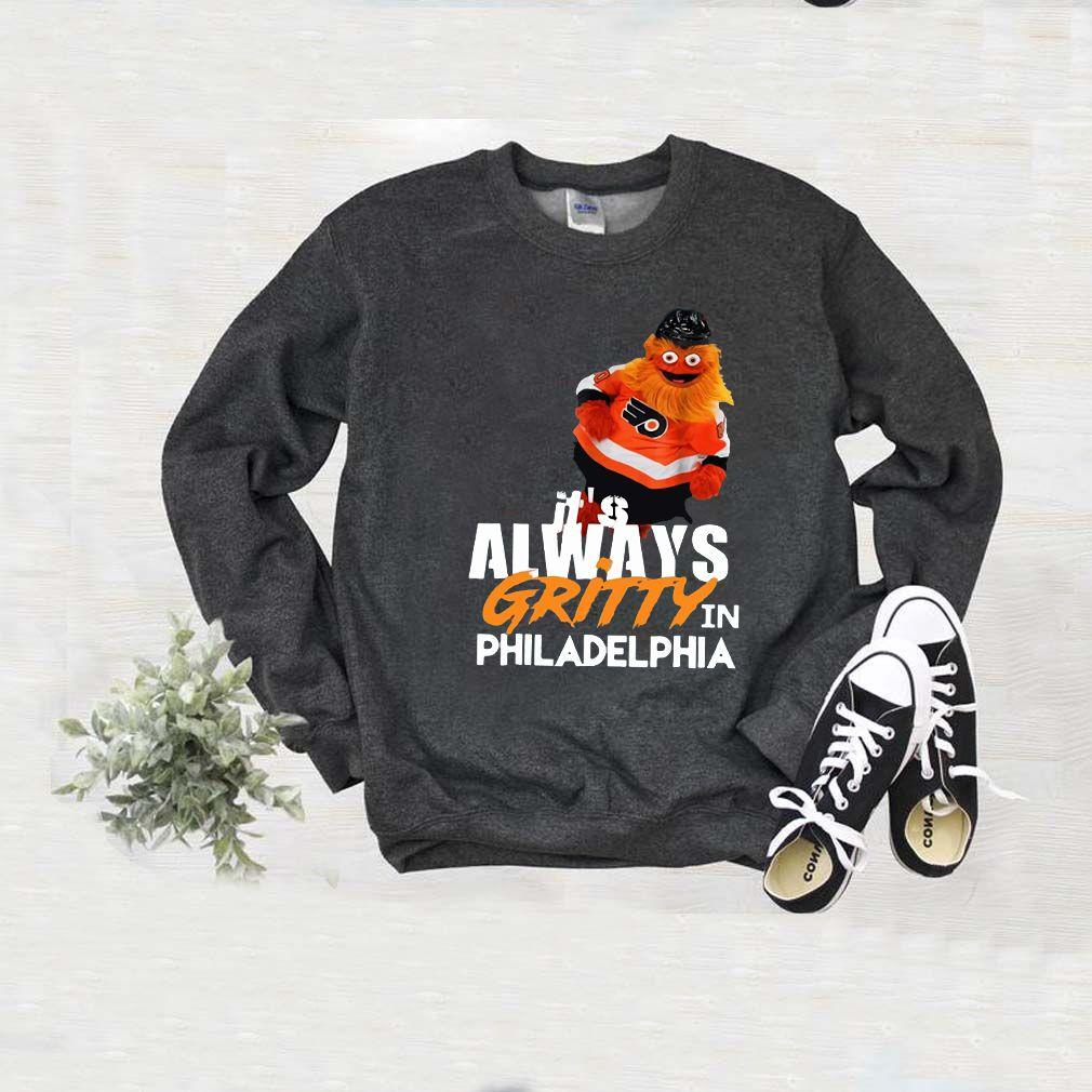 It's Always Gritty In Philadelphia T Shirt