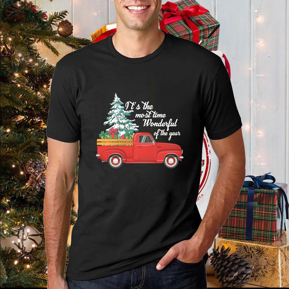 It's The Most Time Wonderful Of The Year T-Shirt