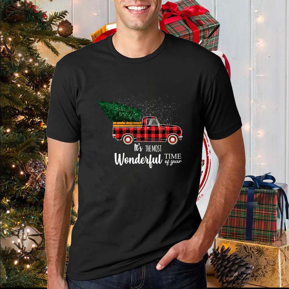 It's The Most Wonderful Time Of Year T-Shirt