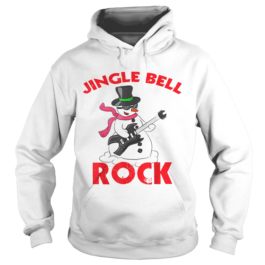 Jingle Bell Rock Christmas  Hoodie