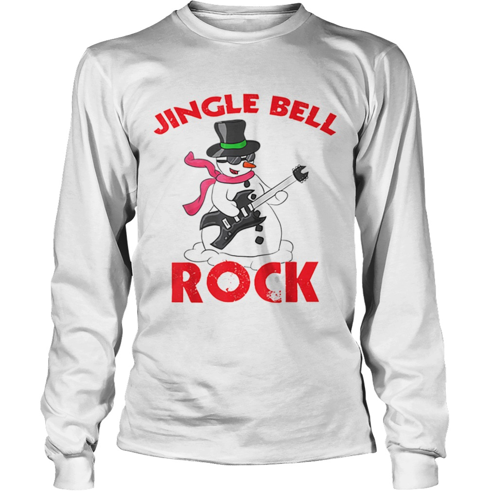 Jingle Bell Rock Christmas  LongSleeve