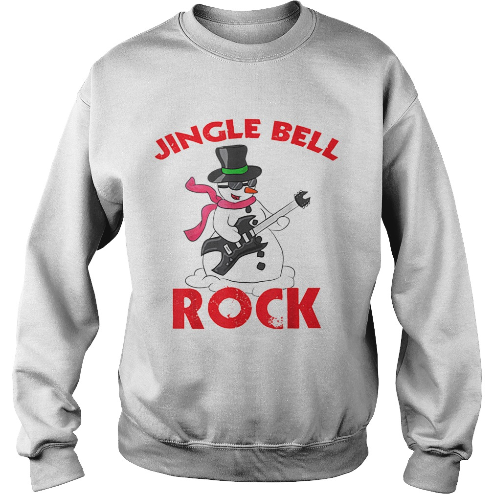 Jingle Bell Rock Christmas  Sweatshirt