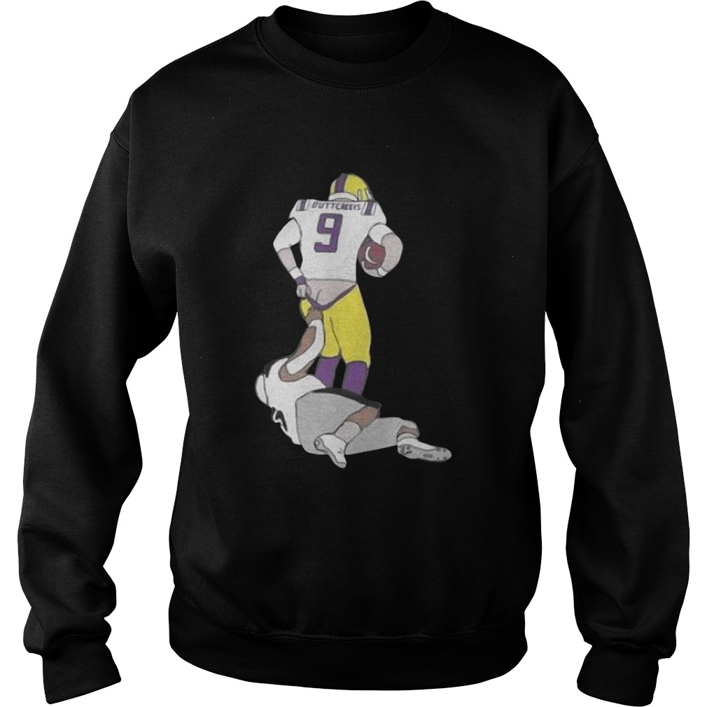 Joey Buttcheeks Tigers  Sweatshirt
