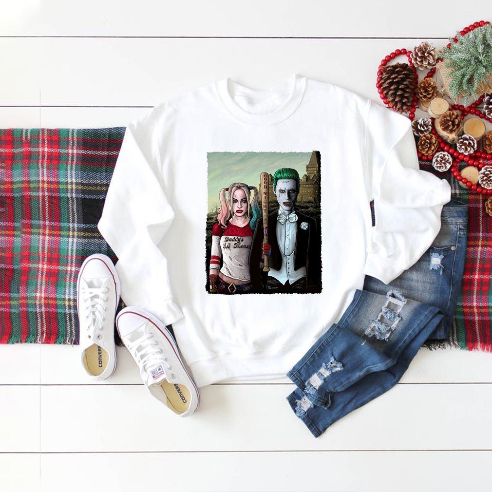 Joker-Harley Quinn t-shirt