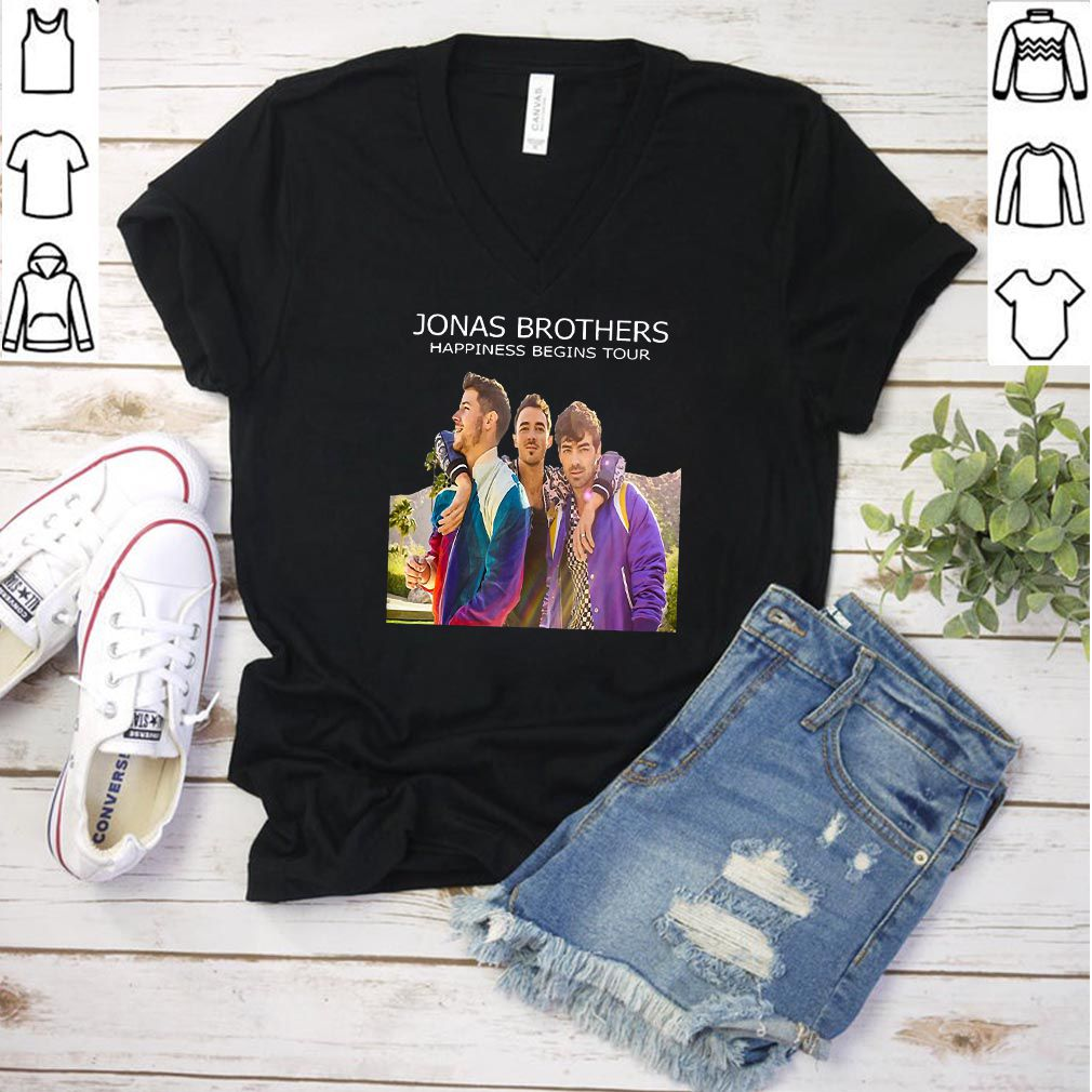 jonas brothers happiness begins t shirt