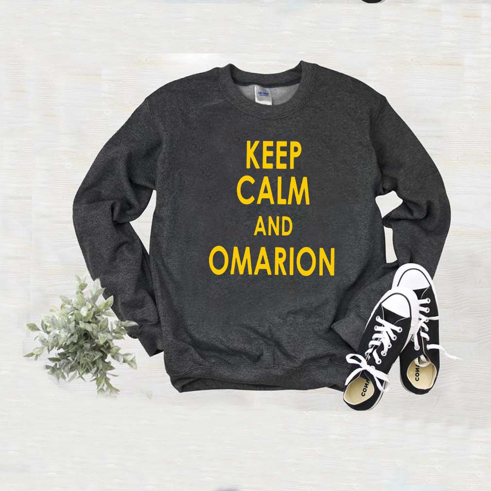 Keep Calm And Omarion Shirt