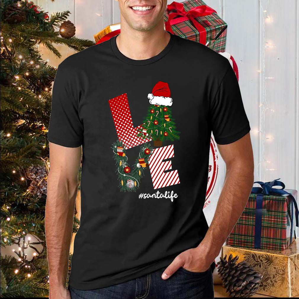 Love Santalife T-Shirts