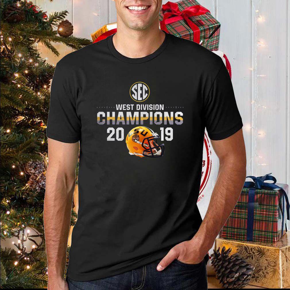 Lsu Sec Championship 2019 Shirt