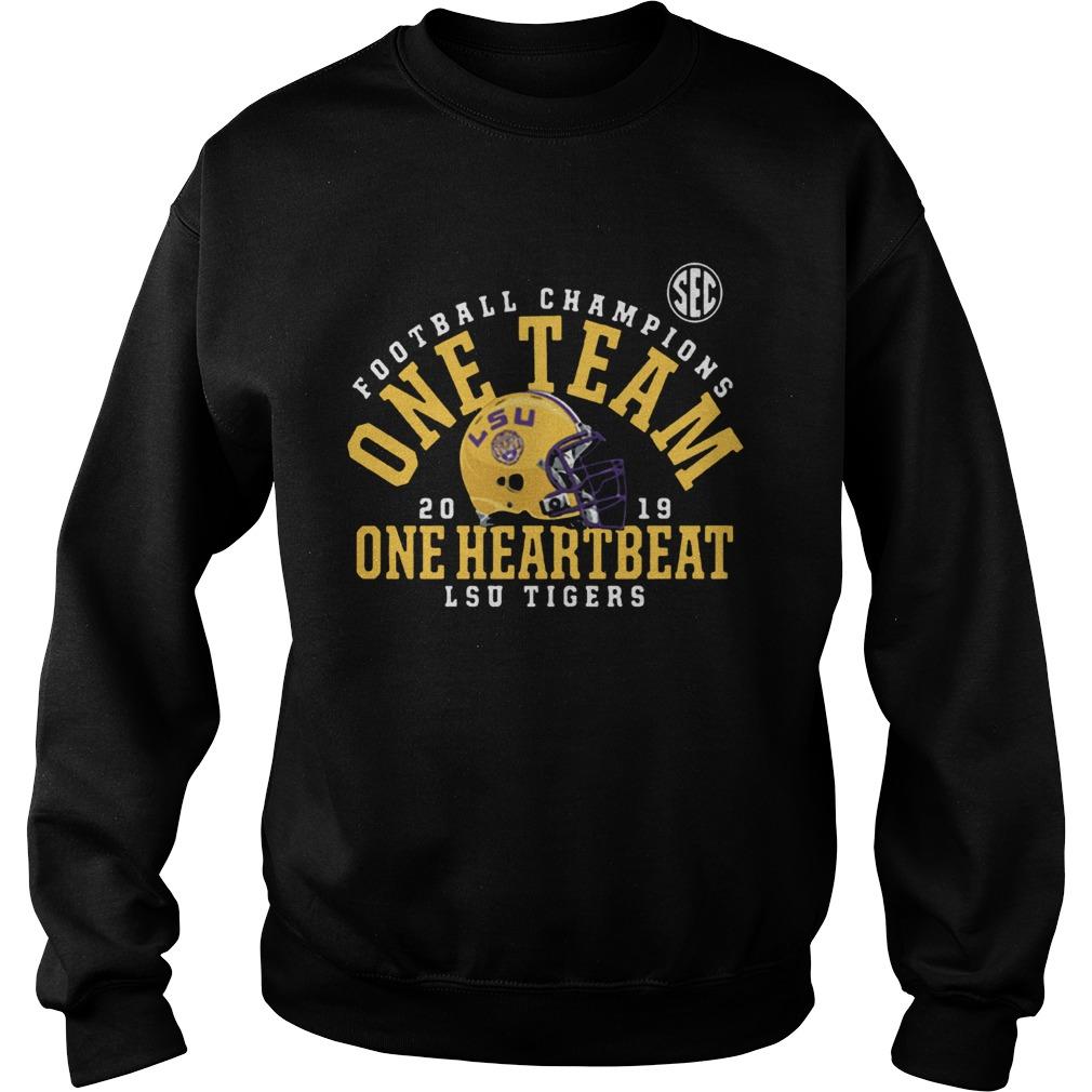 LSU Tigers SEC Football Champions  Sweatshirt